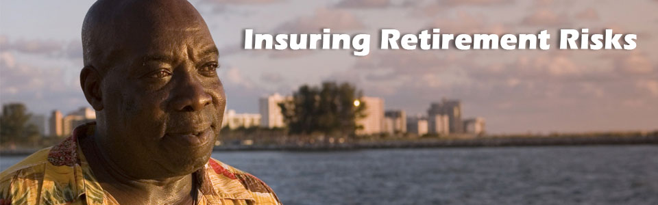 Insuring Retirement Risks